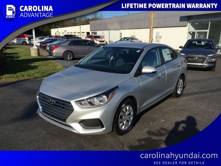 2019 Hyundai Accent SE High Point NC