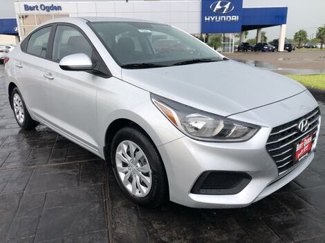 2019_Hyundai_Accent_SE_ McAllen TX