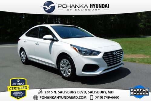 2019_Hyundai_Accent_SE **ONE OWNER**_ Salisbury MD