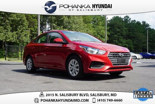 2019_Hyundai_Accent_SE **ONE OWNER**CERTIFIED**_ Salisbury MD