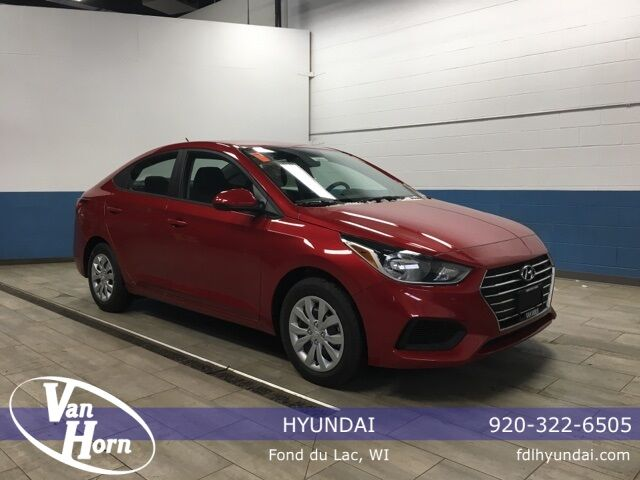 2019 Hyundai Accent SE Plymouth WI
