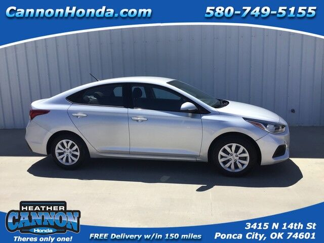 2019 Hyundai Accent SE Ponca City OK