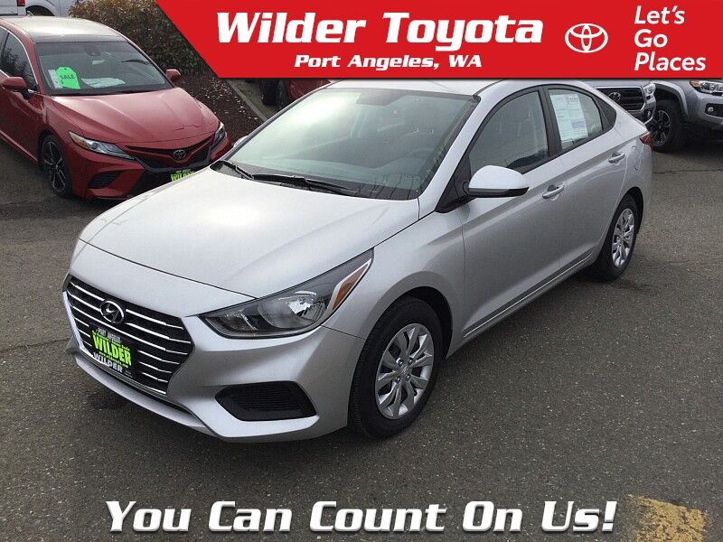 2019 Hyundai Accent SE Port Angeles WA