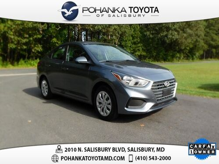 2019_Hyundai_Accent_SE_ Salisbury MD