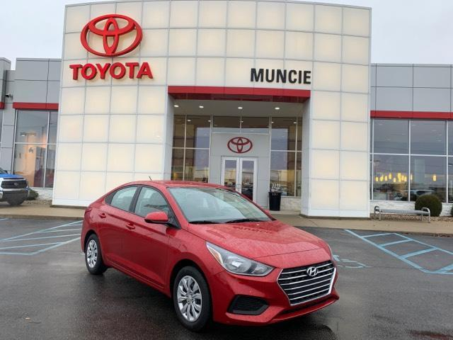 2019 Hyundai Accent SE Sedan Auto Muncie IN