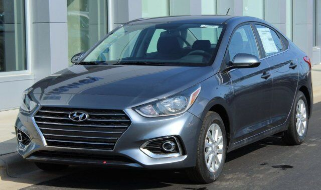 2019 Hyundai Accent SEL Green Bay WI