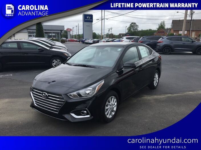 2019 Hyundai Accent SEL High Point NC