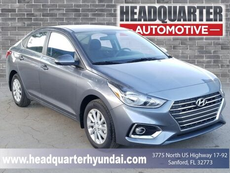2019_Hyundai_Accent_SEL_ Orlando FL