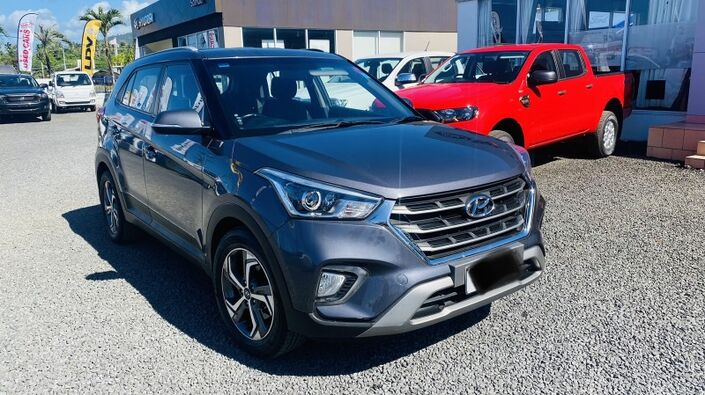 2019 Hyundai CRETA GL 1.6L GASOLINE 2WD 6-SPEED AUTOMATIC TRANSMISSION 5-SPEED SUB Vaitele