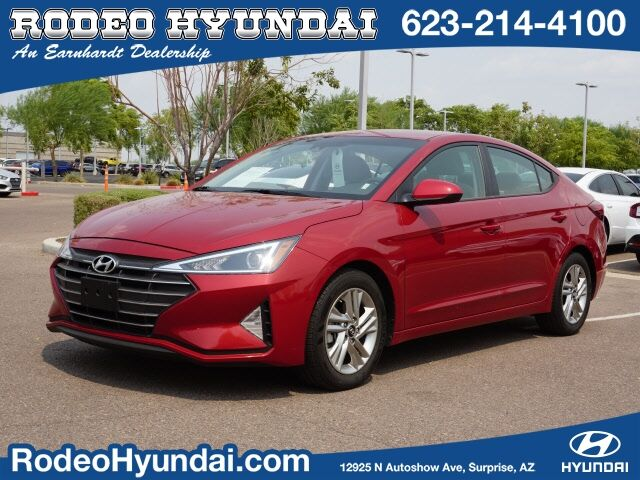 2019 Hyundai Elantra 4d Sedan SEL Surprise AZ