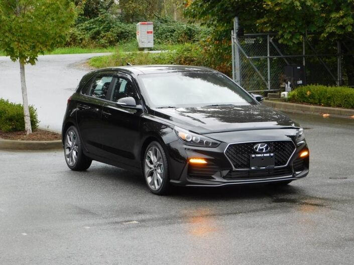 2019 Hyundai Elantra GT N Line Ultimate DCT Maple Ridge BC