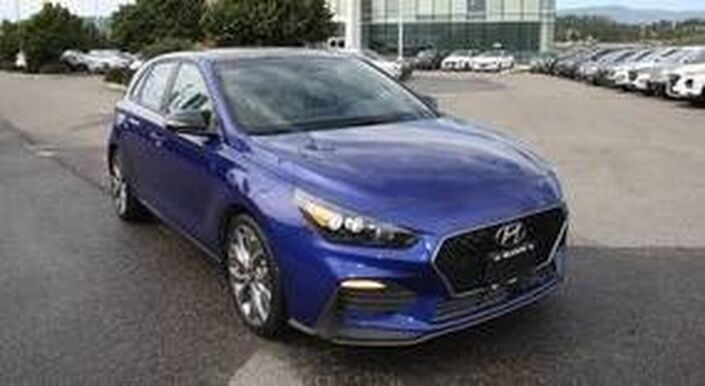 2019 Hyundai Elantra GT N Line Ultimate Has every option. Kelowna BC
