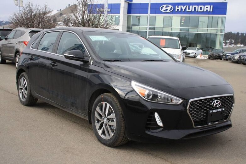 2019 Hyundai Elantra GT Preferred Kelowna BC