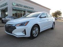 2019_Hyundai_Elantra_Limited APPLE CAR PLAY, BLIND SPOT, BACKUP CAM, BLUETOOTH_ Plano TX