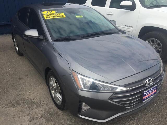 2019 Hyundai Elantra Limited Austin TX