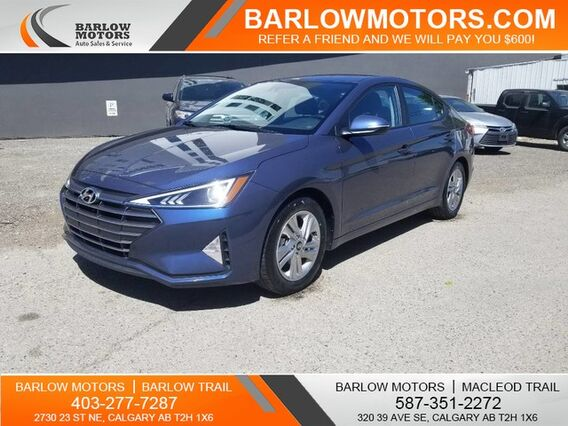 2019_Hyundai_Elantra_PREFERRED_ Calgary AB