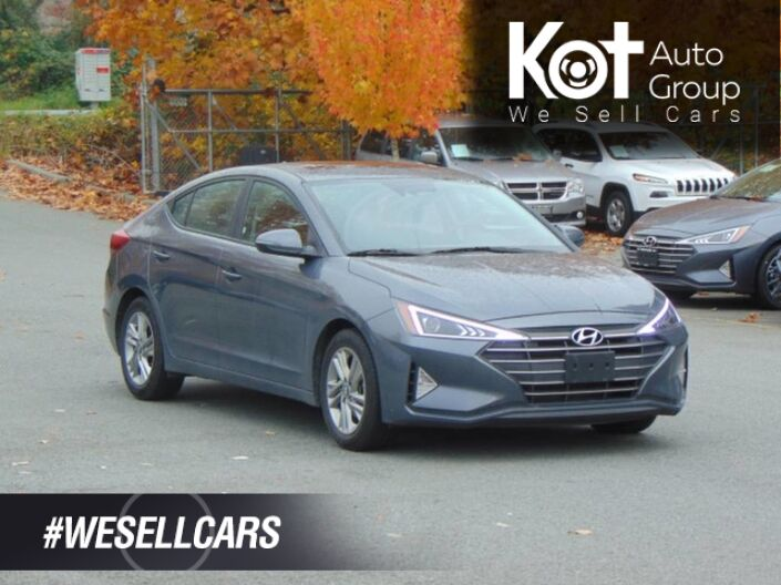 2019 Hyundai Elantra Preferred Auto w/Sun & Safety Package Penticton BC