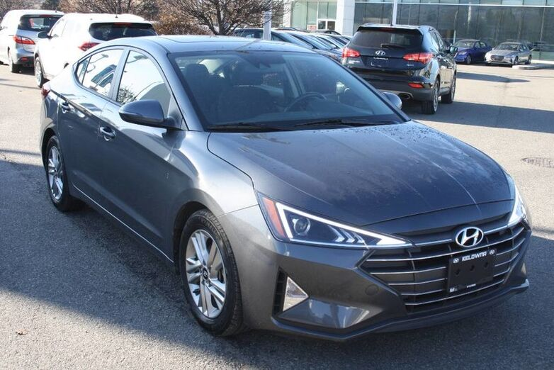 2019 Hyundai Elantra Preferred Bluetooth, Power options,Heated seats, Backup camera, Kelowna BC