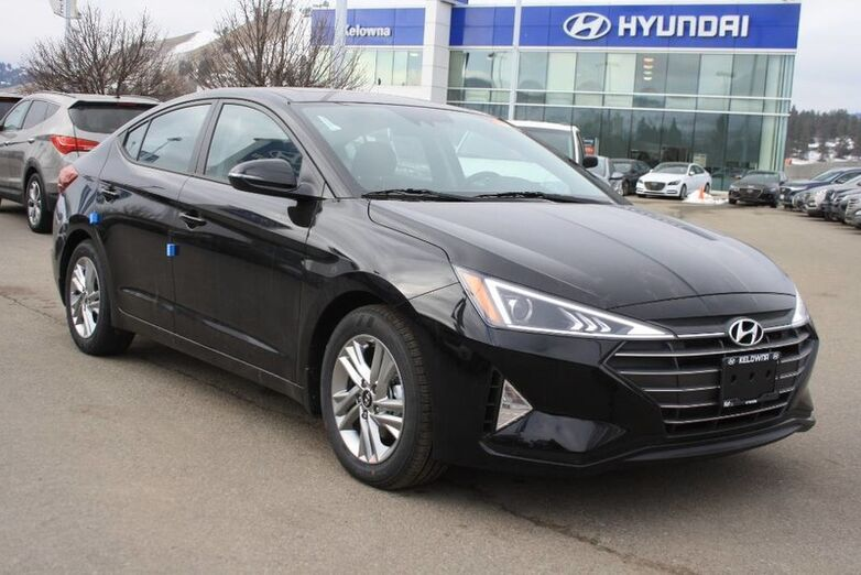 2019 Hyundai Elantra Preferred Kelowna BC