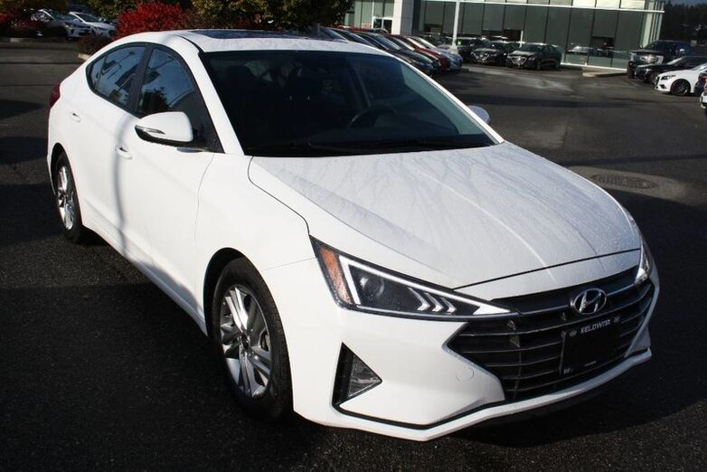 2019 Hyundai Elantra Preferred Sun & Safety Heated seats, Blindspot, Backup camera,Bluetooth,andro Kelowna BC