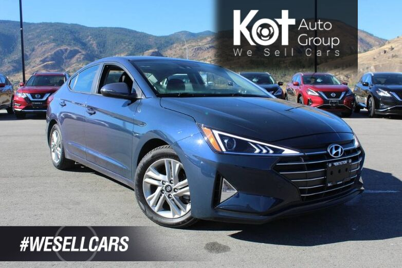 2019 Hyundai Elantra Preferred w/Sun & Safety Package Kelowna BC
