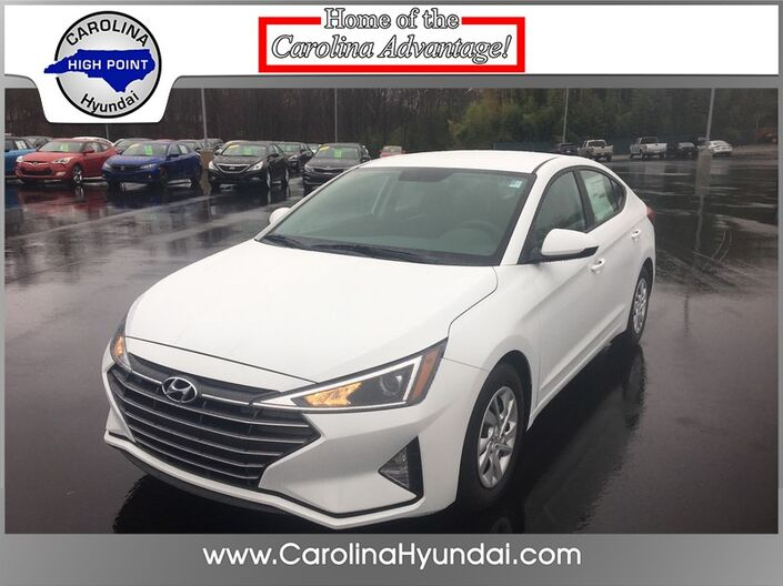 2019 Hyundai Elantra SE High Point NC