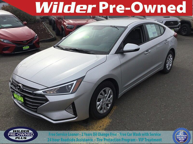 2019 Hyundai Elantra SE Port Angeles WA
