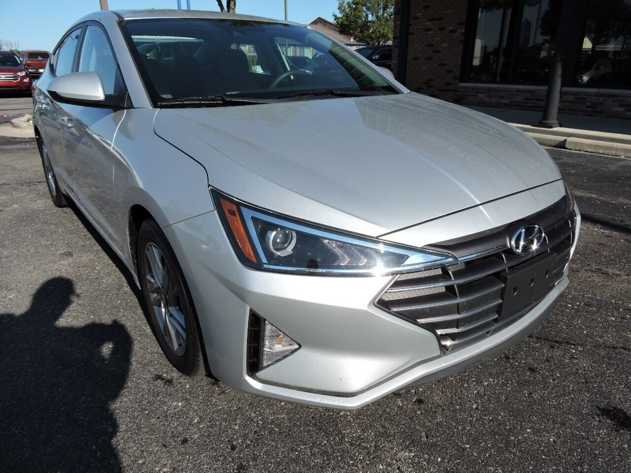 2019 Hyundai Elantra SEL 4dr Sedan Chesterfield MI