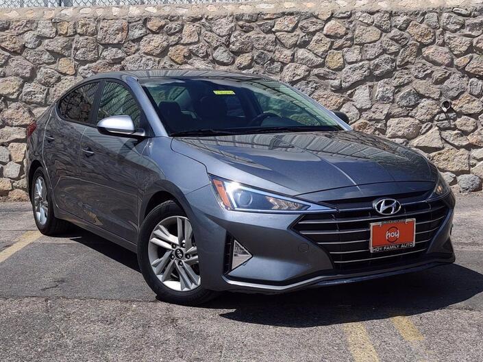 2019 Hyundai Elantra SEL El Paso TX