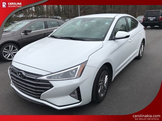 2019 Hyundai Elantra SEL High Point NC