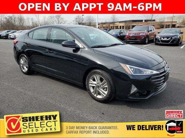 2019 Hyundai Elantra SEL White Marsh MD