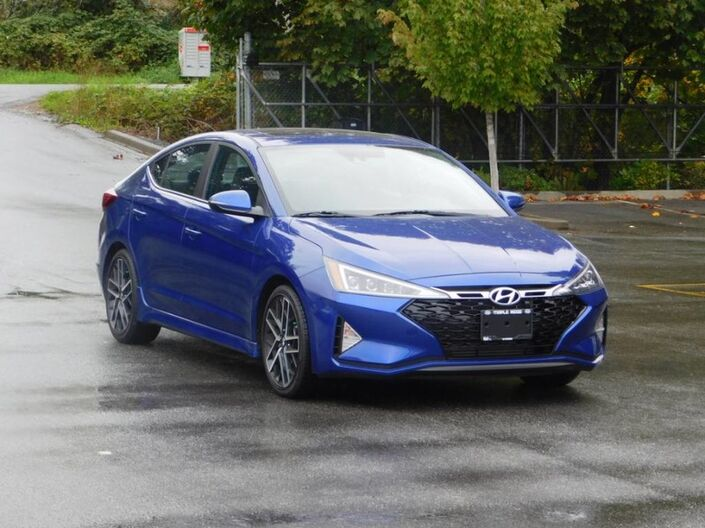 2019 Hyundai Elantra Sport Maple Ridge BC