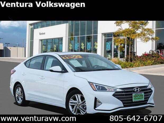 2019 Hyundai Elantra Value Edition Auto Ventura CA