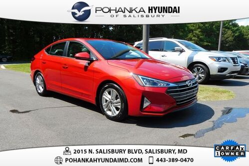 2019_Hyundai_Elantra_Value Edition **ONE OWNER**CERTIFIED**_ Salisbury MD