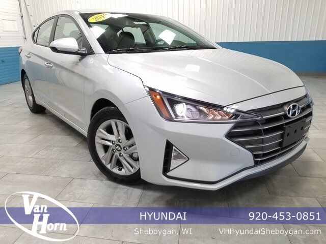 2019 Hyundai Elantra Value Edition Plymouth WI