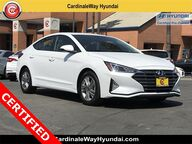 2019 Hyundai Elantra Value Edition Seaside CA