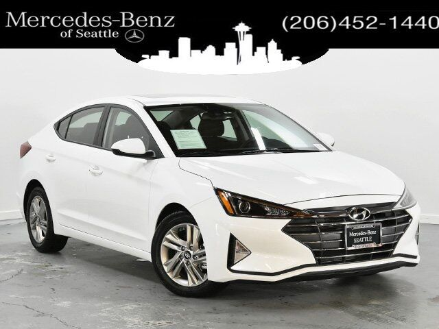 2019 Hyundai Elantra Value Edition Seattle WA