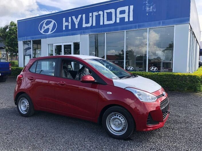 2019 Hyundai GRAND I10 1.2L GASOLINE 2WD AT Vaitele