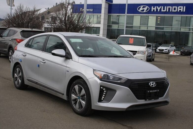 2019 Hyundai IONIQ Electric Plus Preferred Kelowna BC