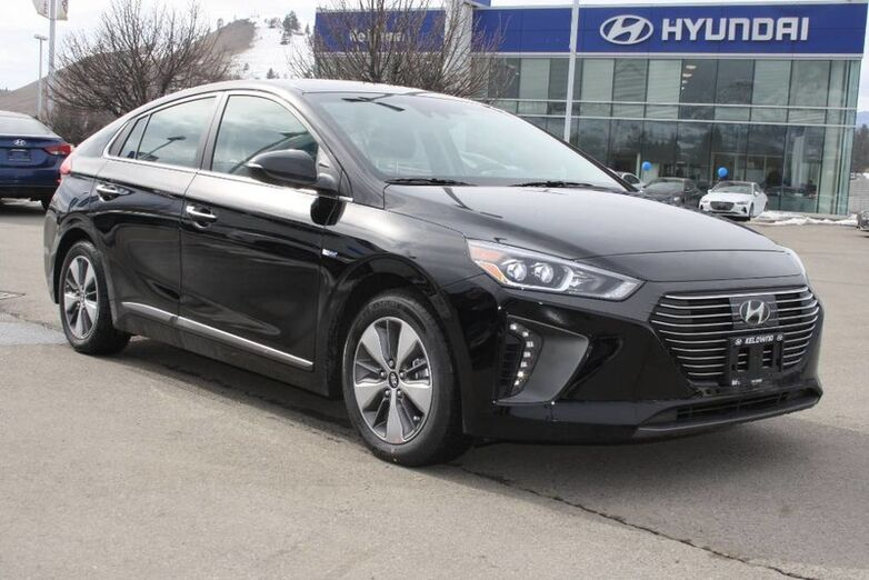 2019 Hyundai IONIQ Electric Plus Ultimate Kelowna BC