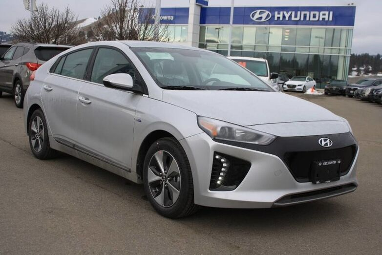 2019 Hyundai IONIQ Electric Preferred Kelowna BC