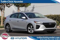 2019_Hyundai_Ioniq Electric_Limited_ Irvine CA