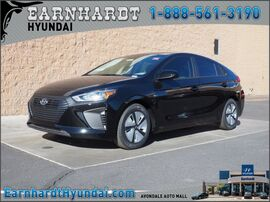 2019_Hyundai_Ioniq Hybrid_4d Hatchback Blue_ Phoenix AZ