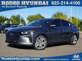 2019_Hyundai_Ioniq Hybrid_4d Hatchback Limited_ Phoenix AZ