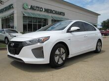 2019_Hyundai_Ioniq Hybrid_Blue,Back-Up Camera  Bluetooth Connection ,Climate Control, Remote Keyless Entry w/Integrated Key_ Plano TX