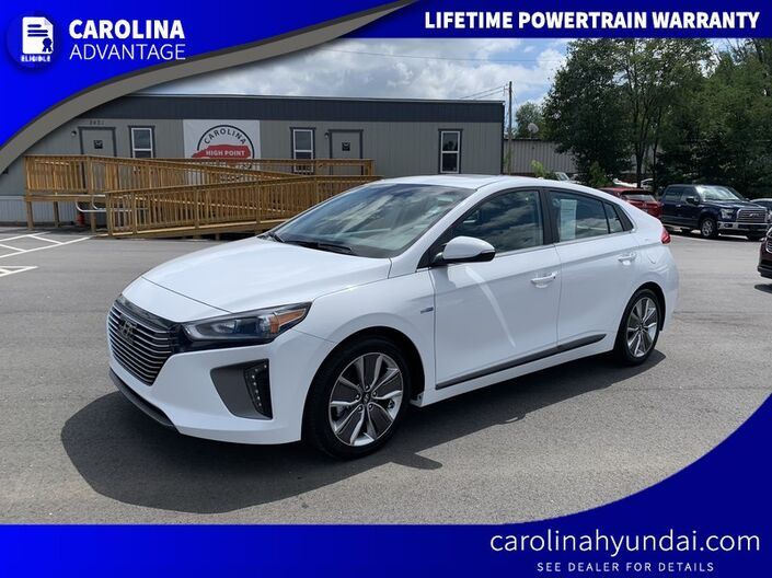 2019 Hyundai Ioniq Hybrid Limited High Point NC