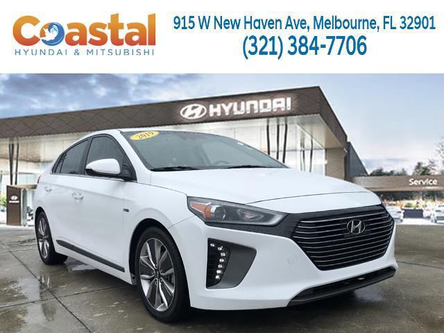 2019 Hyundai Ioniq Hybrid Limited Melbourne FL
