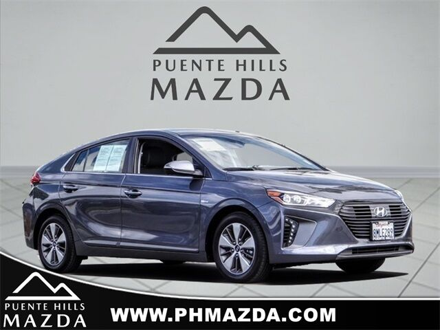 2019 Hyundai Ioniq Plug-In Hybrid Limited City of Industry CA