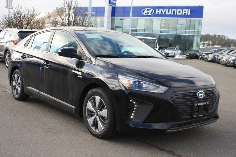 2019 Hyundai Ioniq Plug-In Hybrid PREFERRED Kelowna BC