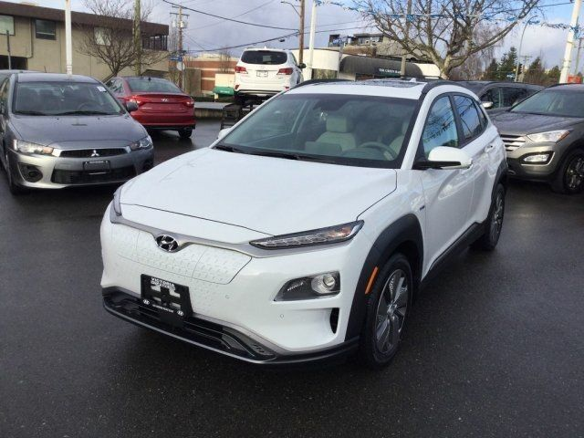 2019 Hyundai Kona Electric Ultimate DEMO Model Test Drive Today! Kelowna BC
